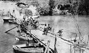 E1 Jisr ed Damiya bridge