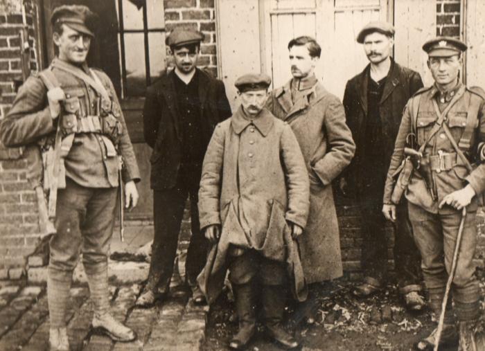 10.9a german prisoners