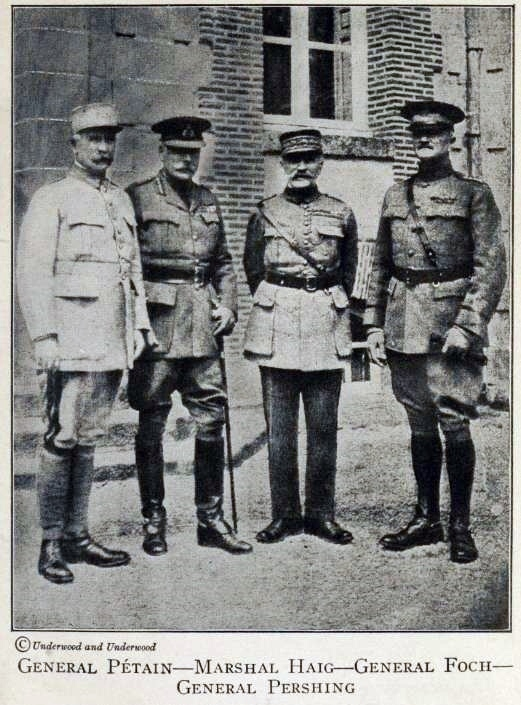 12.8aa Foch_Pershing_Petain_and_Haig
