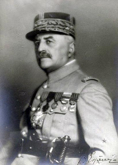 13.7b Louis Felix Marie Francois Franchet d Esperey