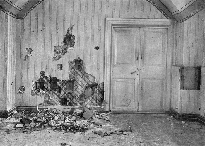 16.7ccc The basement where the Romanov family was killed