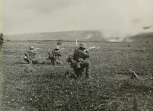 18.9a Battle_of_the_hindenburg_line 4th Division