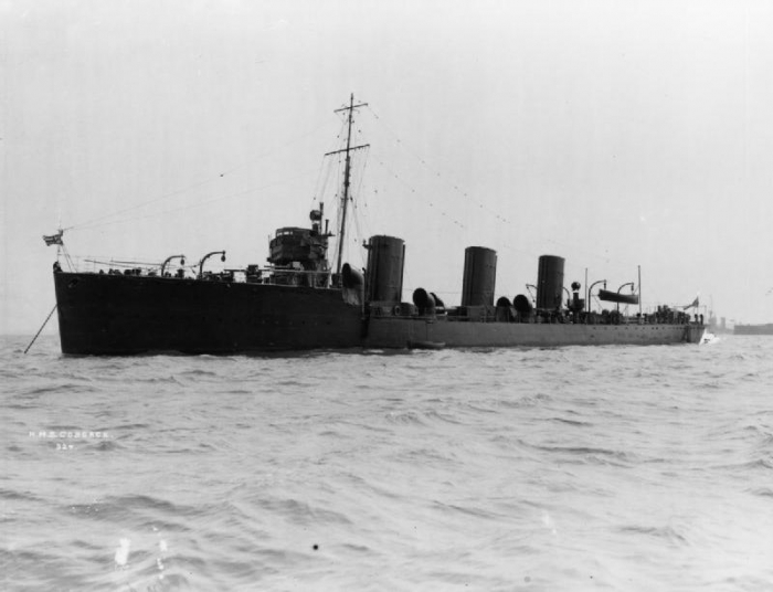19.9bb HMS_Cossack