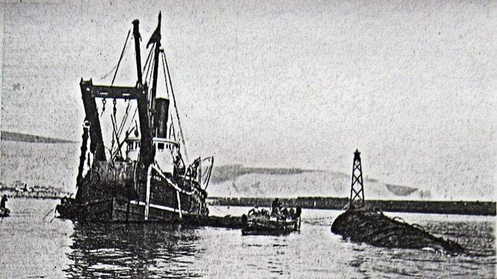 19.9c glatton next tos alvage shipm dapper 1925