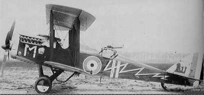 5.8aa De Havilland DH4
