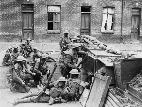 6.9a battle-of-bailleul-1918