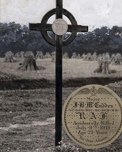 9.7a McCudden_grave_BBC