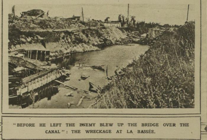 A1 La Bassee Canal