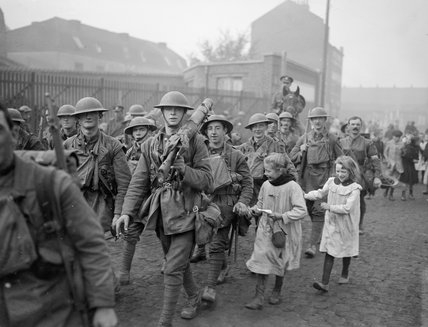 A1 Lille oct 1918