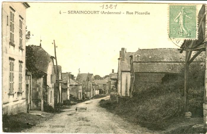 A2 Seraincourt