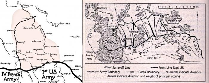 C1 Verdun map