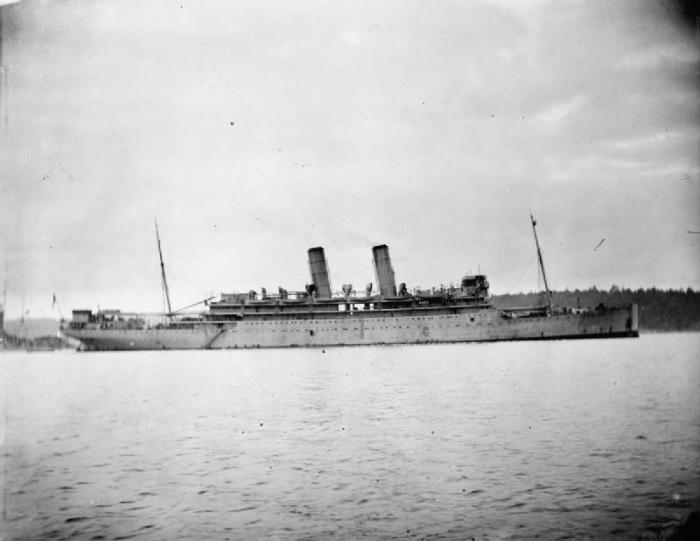 H2 HMS_Otranto_IWM_SP_001064