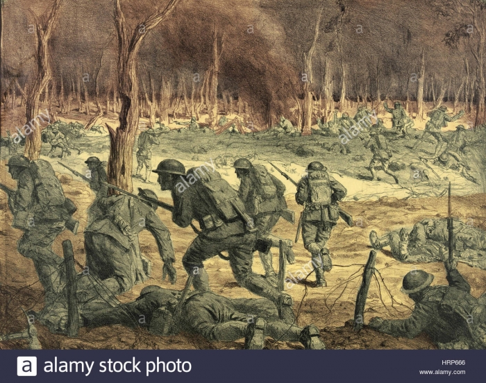 B1 wwi-battle-of-the-argonne-forest-1918-HRP666