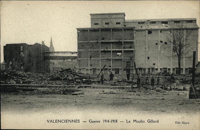 B3 Valenciennes 3