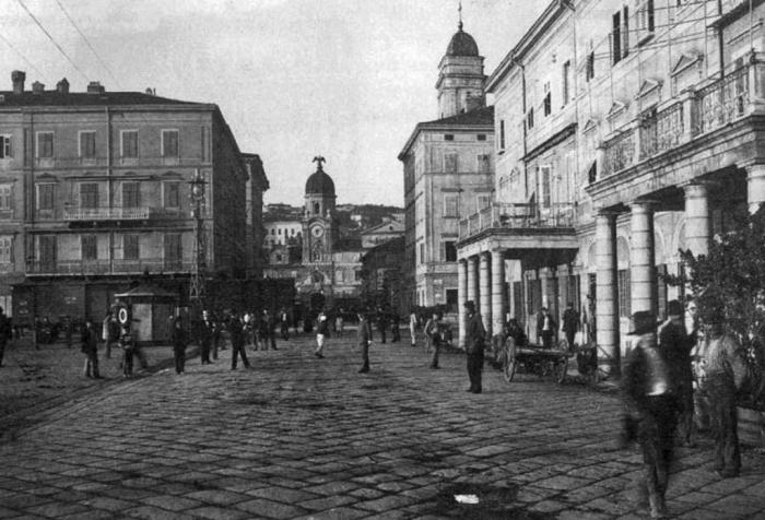 D2 Fiume Nov 1918