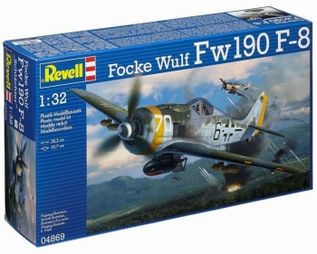 Revell Fw-190F-8