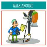 Letadla - Walkaroundy