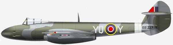 Gloster Meteror Mk. I